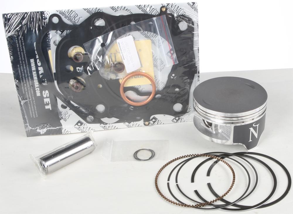 Namura ATV Piston Kit 86.98mm for Honda TRX420FE//FM//TE//TM//FPE//FPM 07-15