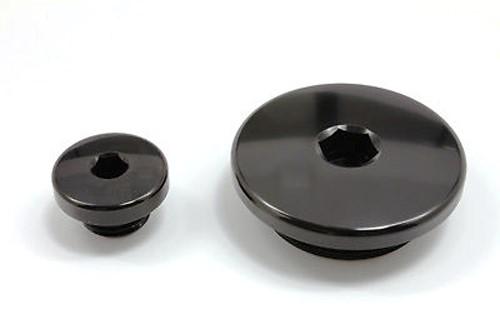 Black BLACK Works Connection - Engine Plugs 24-526