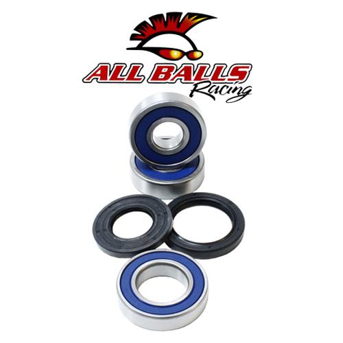 Kawasaki ZZR1200 2002-2005 Rear Wheel Bearings And Seals