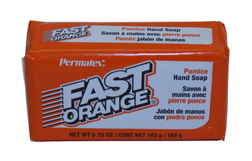 Permatex 25575  Permatex Fast Orange Pumice Bar Soap