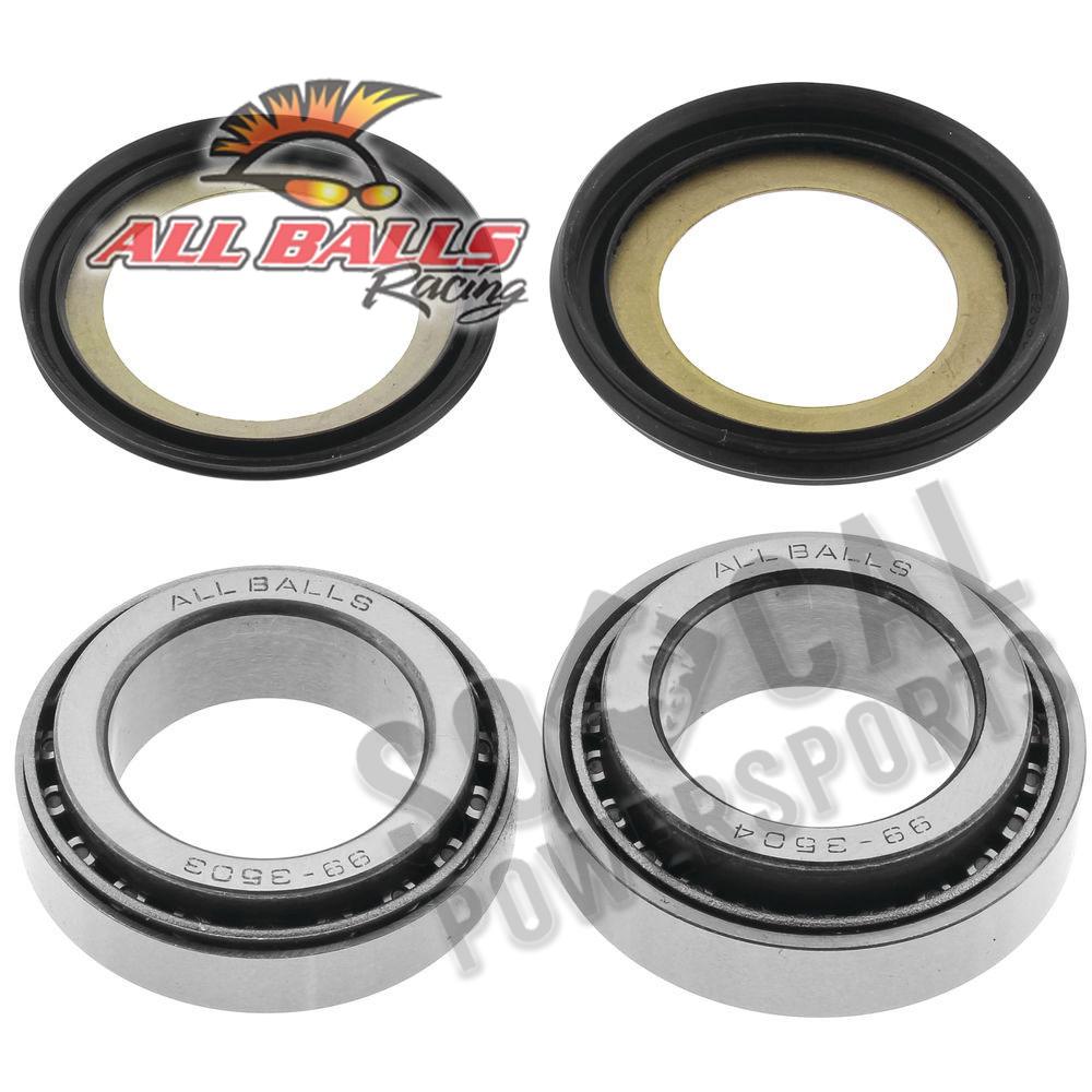 New All Balls Front Wheel Bearing Kit 25-1743 for Kawasaki EX 250 Ninja 08-12