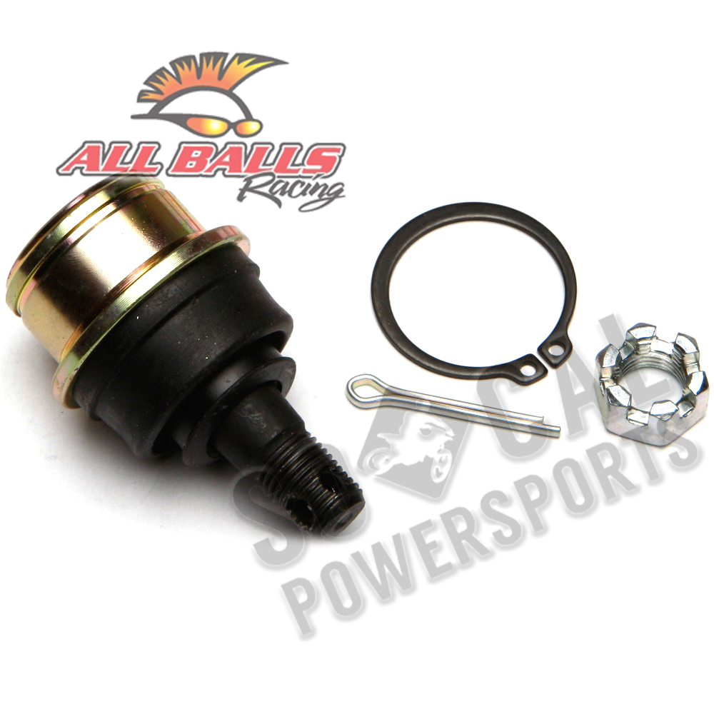 Complete Ball Joint Lower and Upper Kit for Yamaha YFM450 Grizzly EPS 2011-2014