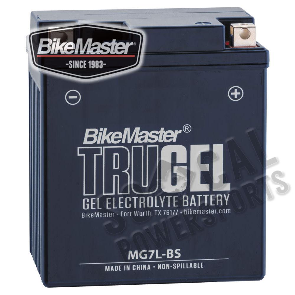 Details About Bikemaster Trugel Battery Kawasaki Ex250 Ninja 250r 1995 2007