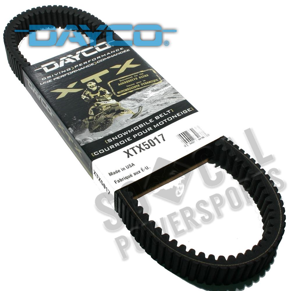ARCTIC CAT ZR 6000 XF 8000 ProCross F8 M8 153 M 8000 DAYCO XTX5046 DRIVE BELT