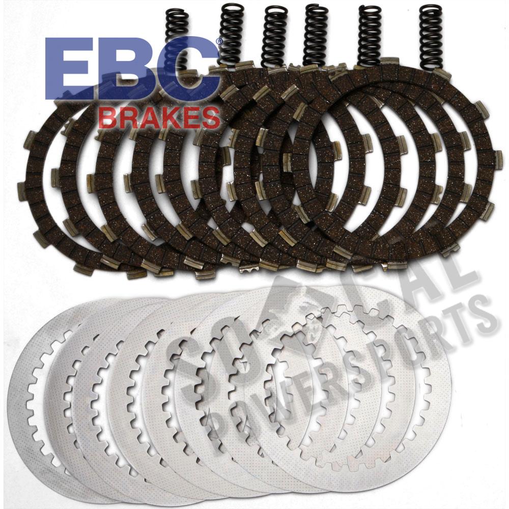 Pro Braking PBF4546-TRD-SIL Front Braided Brake Line Transparent Red Hose /& Stainless Banjos
