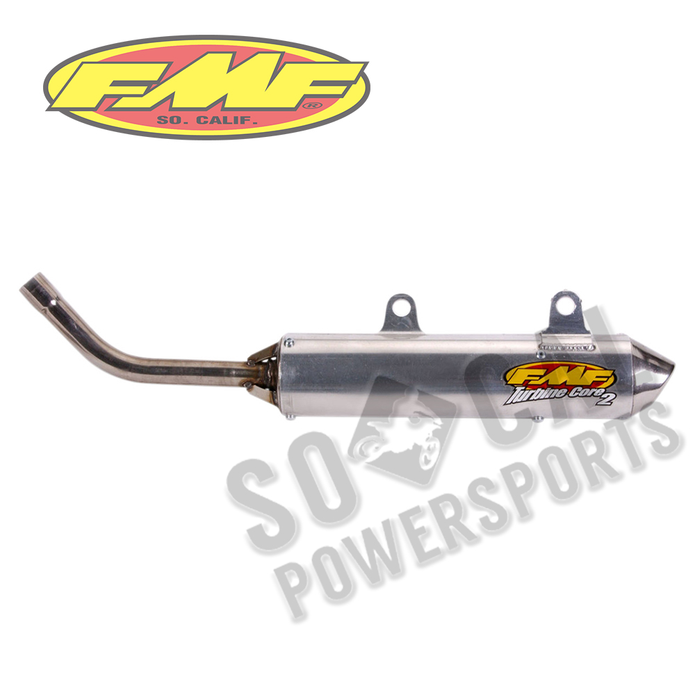 FMF Racing TurbineCore 2 Spark Arrestor Silencer 020311