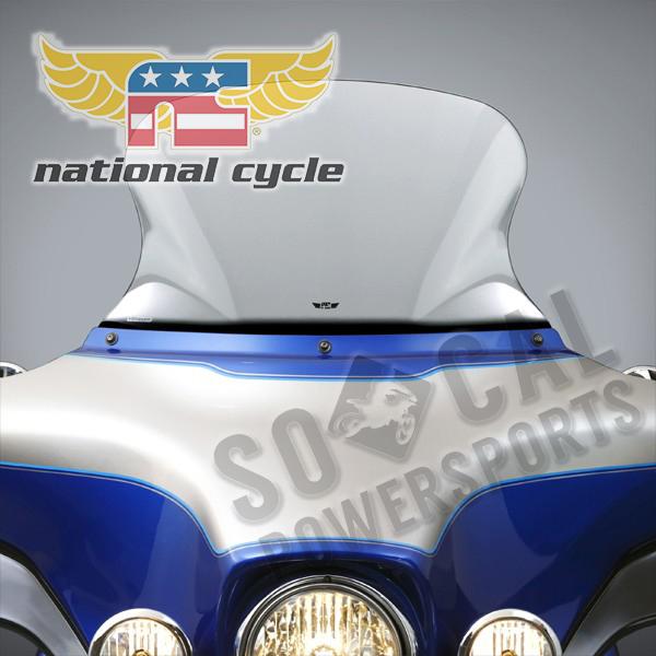 """Smoke 5/"""" Windshield Windscreen Fit for Harley Street Glide FLHX FLHXI CVO FLHXSE"""