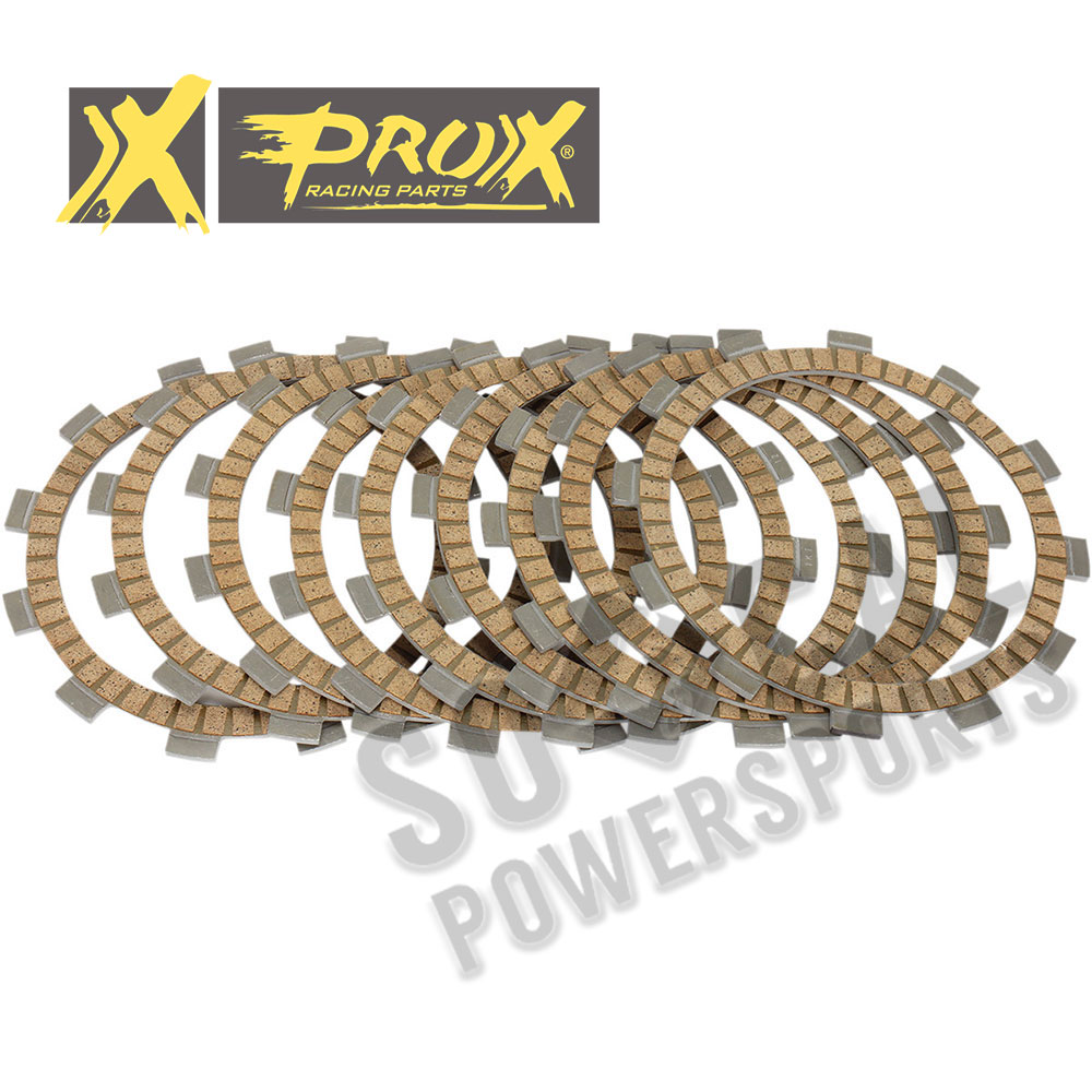 Pro X Clutch Friction Plate Set 16.S23049