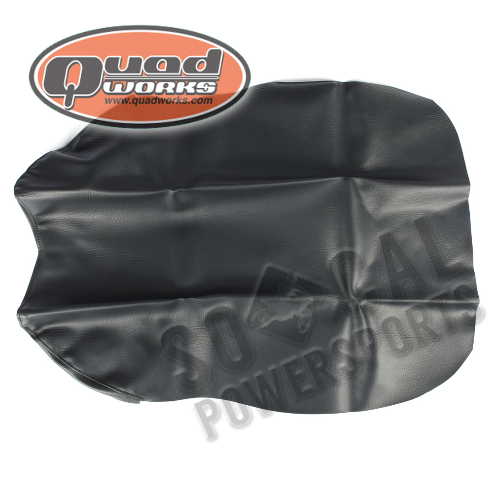 Black 30-53396-01 QuadWorks Seat Cover