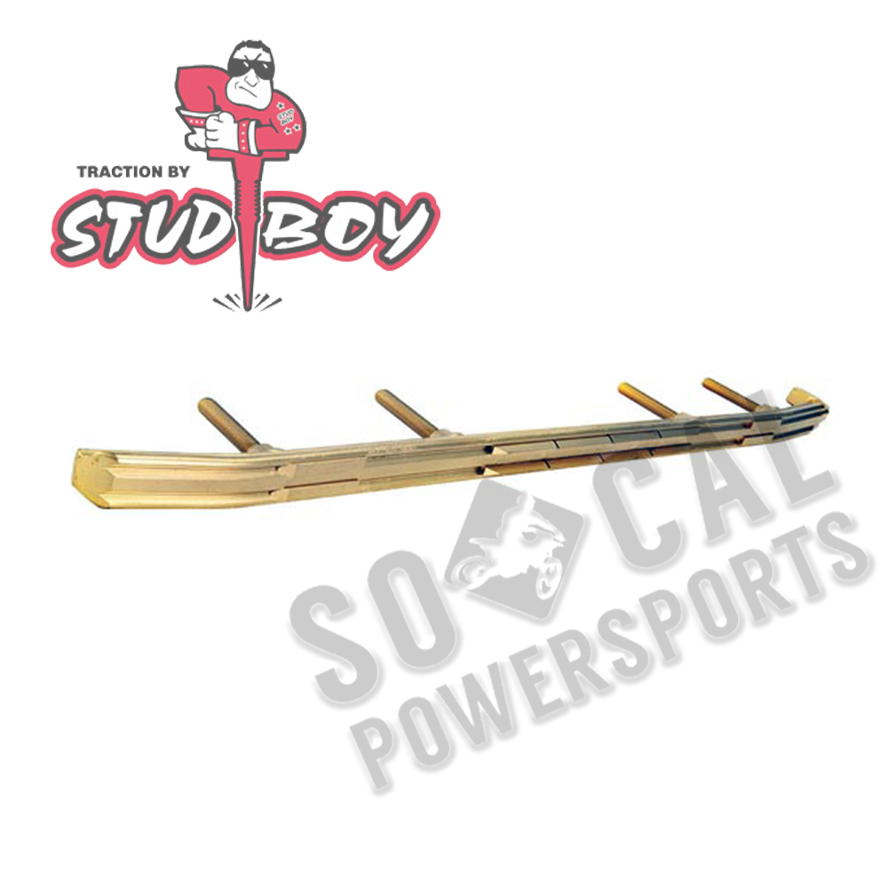 "Stud Boy Shaper Bar Ski-Doo Renegade X 600 HO 1200 2016 4.5/"" Carbide 800 R"