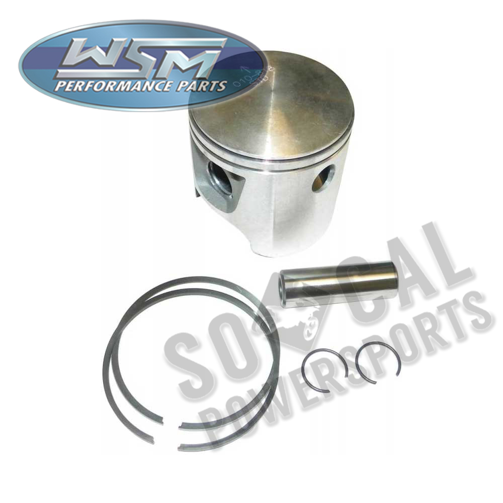 0.50mm Oversize to 82.50mm Bore For 2000 Sea-Doo GTI Personal Watercraft 726cc Platinum Series Top End Kit