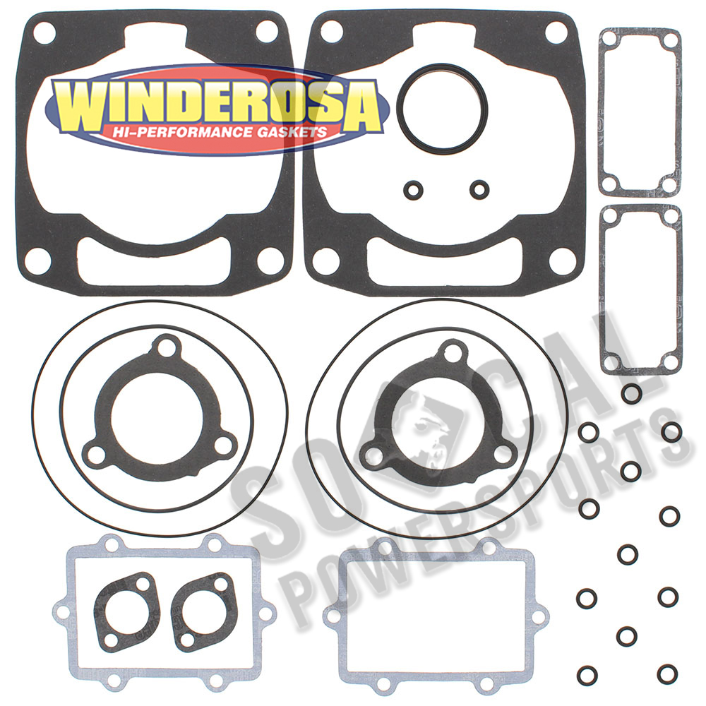 Top End Gasket Kit For Arctic Cat F7 700 Fire Cat Sno Pro 2003-2006 700cc