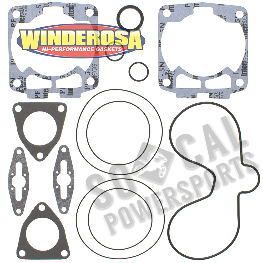 Winderosa Top End Gasket Kit For Polaris 600 HO FUSION F//O 2006 600cc