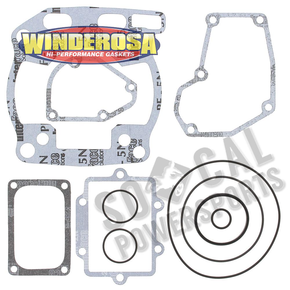 Top End Gasket Set For 2001 Suzuki RM250 Offroad Motorcycle Winderosa 810583