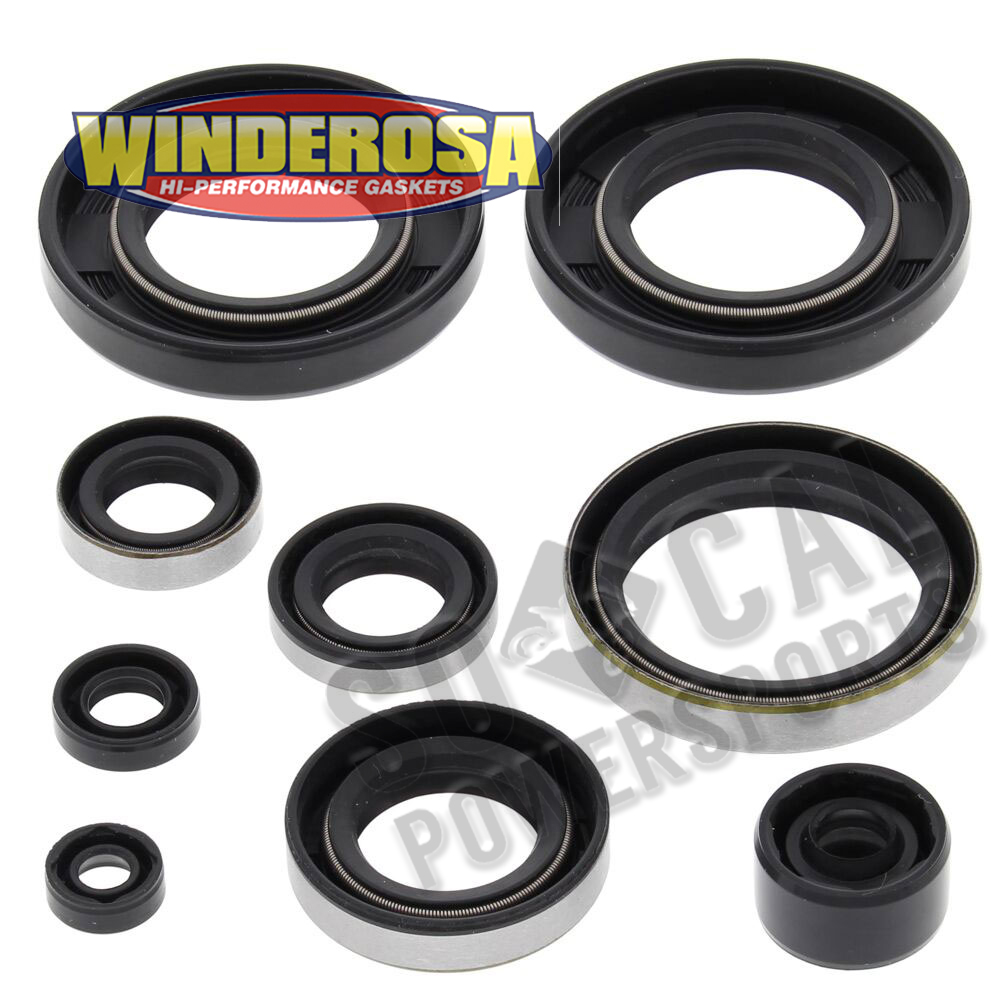 Winderosa 822281 Oil Seal Kit`