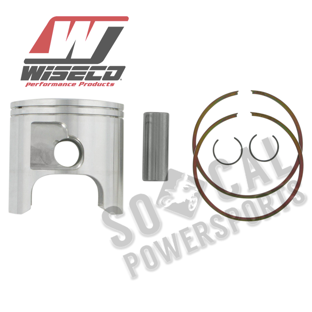 Standard Bore 69.50mm For 1996 Ski-Doo Mach Z LT~Wiseco 2434M06950 Piston Kit