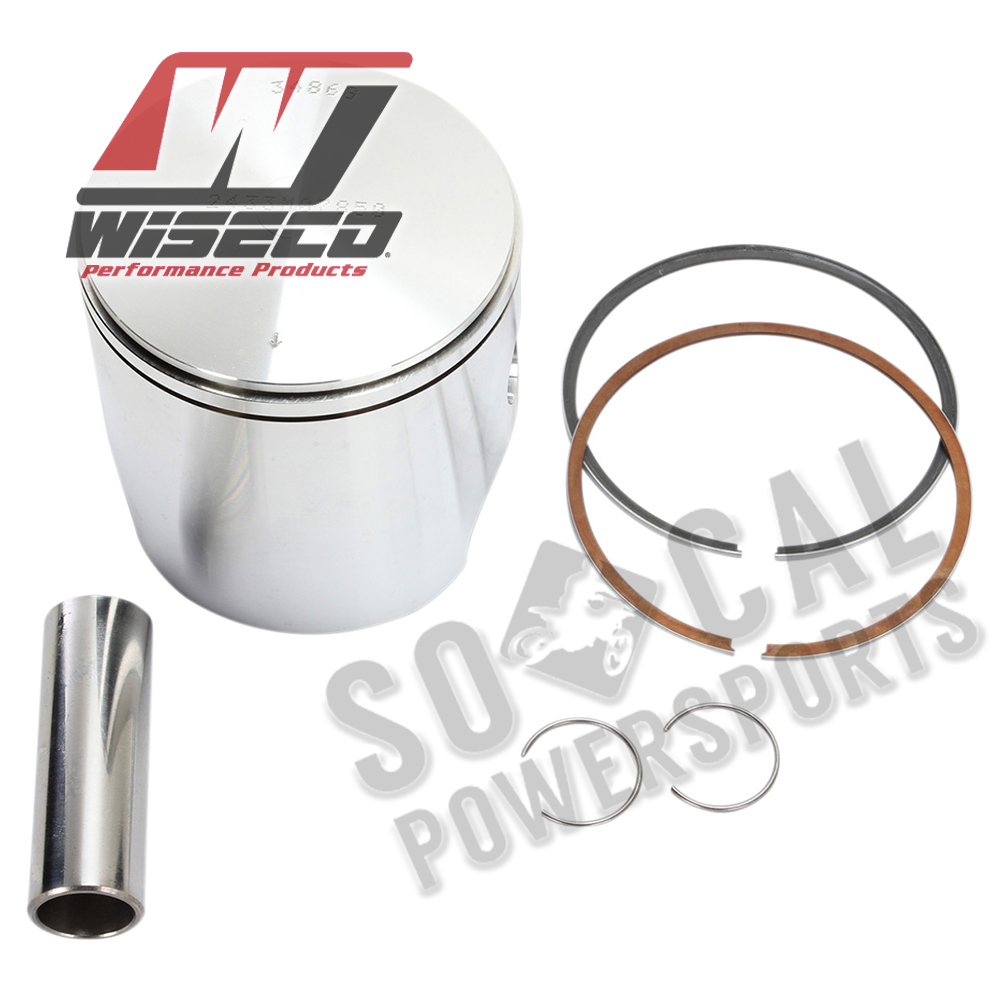 Wiseco Piston Kit 0.50mm Oversize to 78.50mm 2379M07850